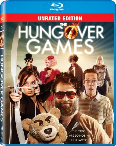 The Hungover Games 2014 UNRATED 720p WEB DL 600MB