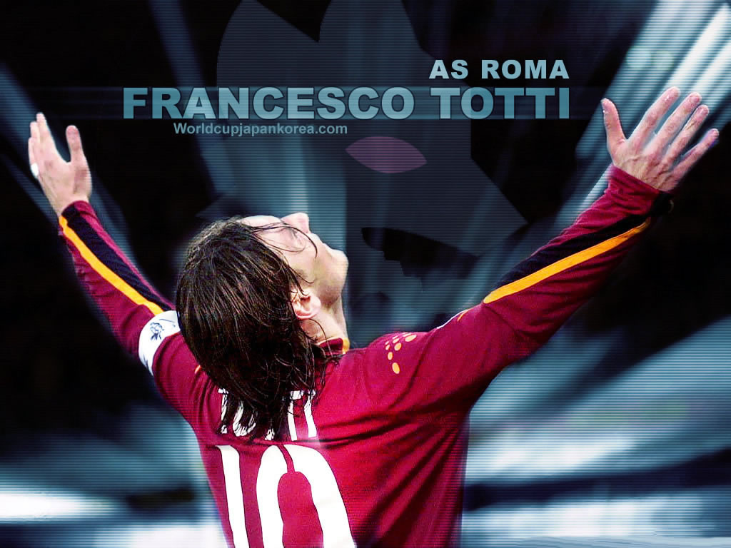 Francesco totti wallpapers latest sports alerts - Foto wallpaper ...