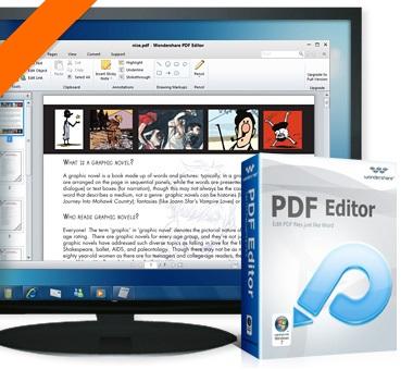 Wondershare PDF Editor Pro 39 Crack Plus Serial Key Patch