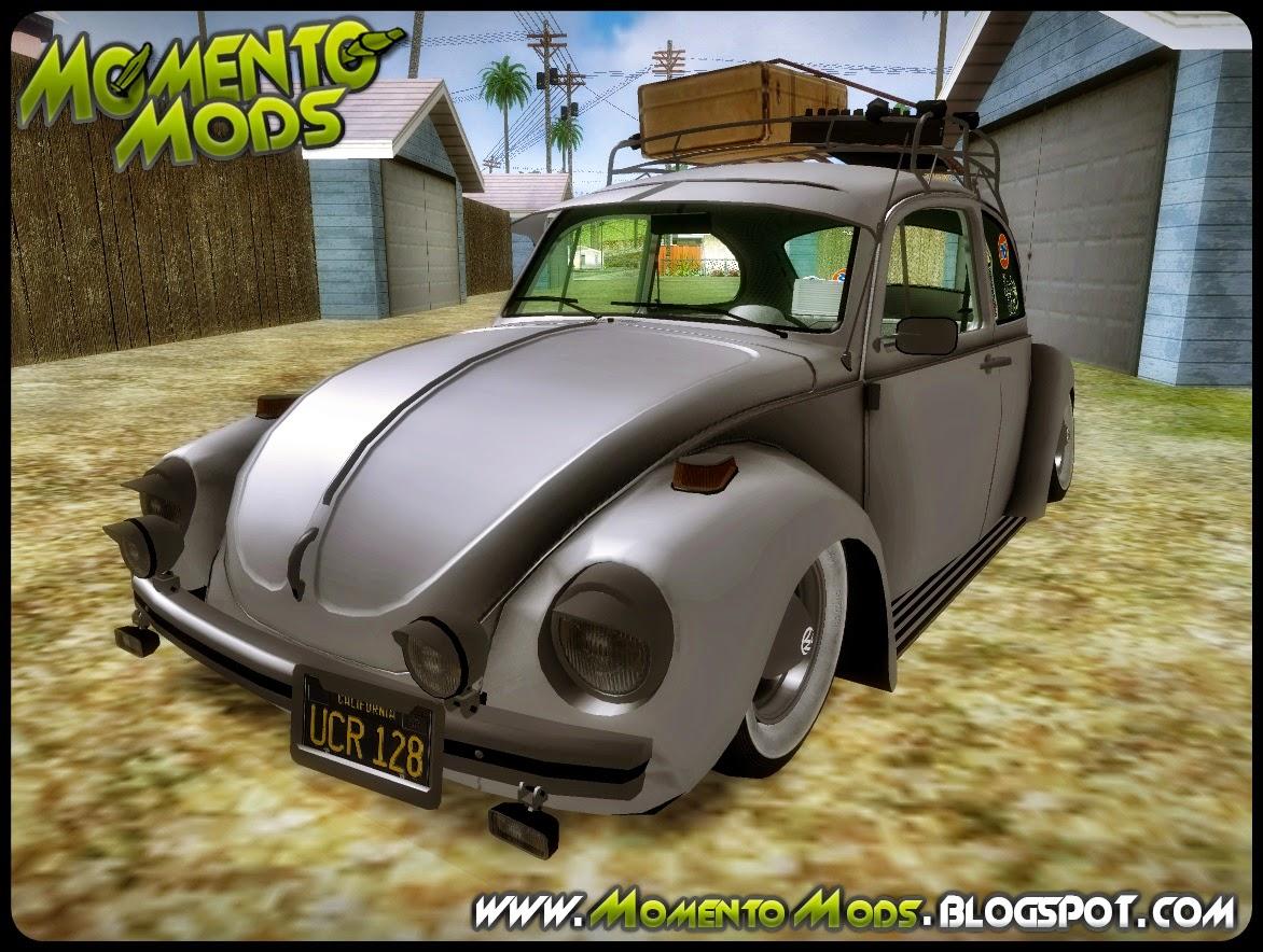 GTA SA - VW Fusca Gringo