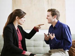 Do You Nag - couple man woman fight fighting