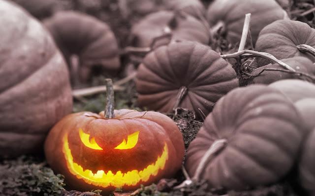 Evil Jack Pumpkin