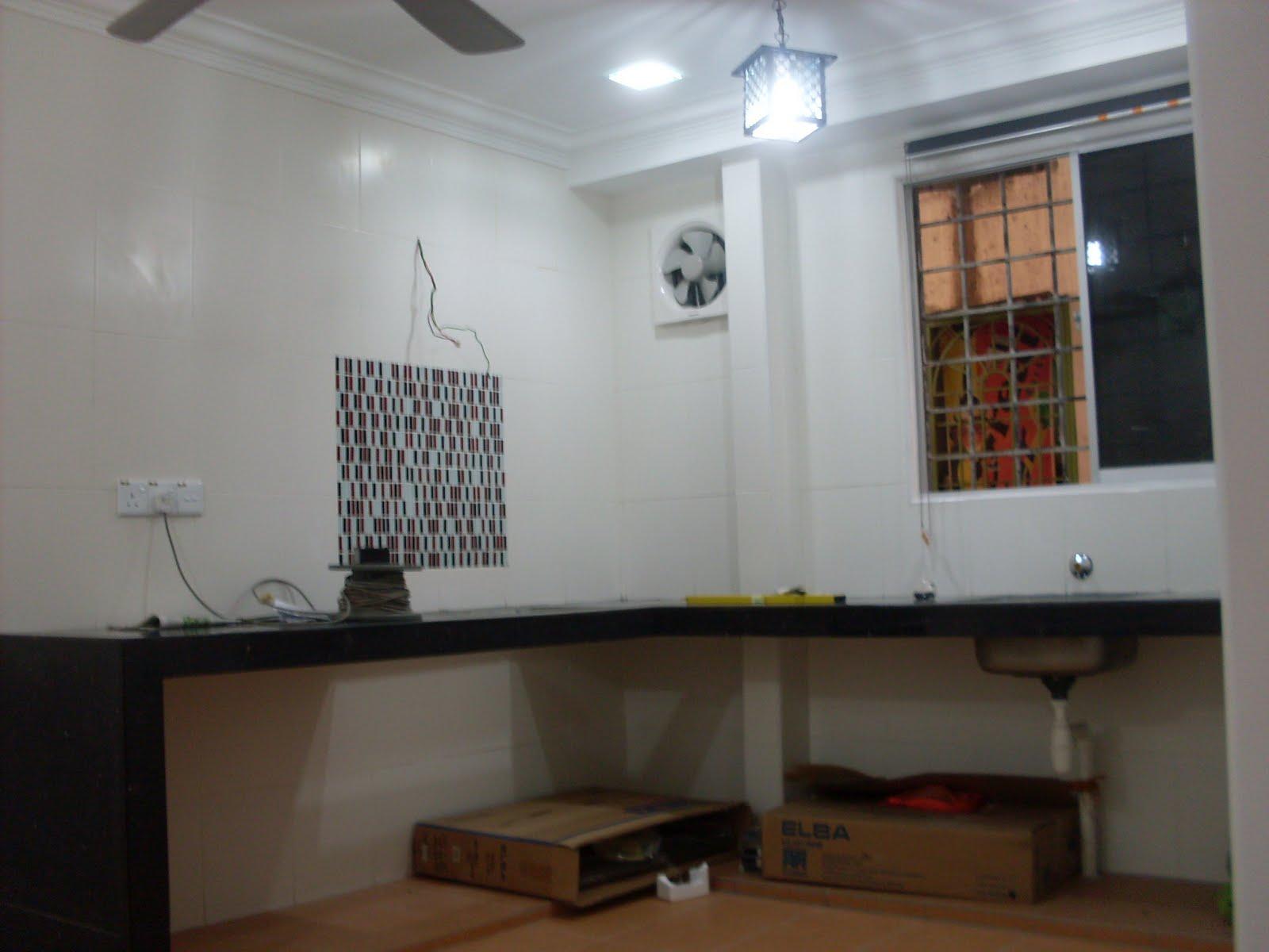 Kitchen Cabi deenz work malaysia