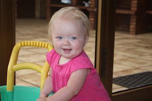 Abigail (eleven months)