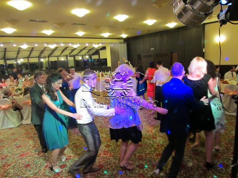 Nunta la Hotel International - DJ Cristian Niculici - 2