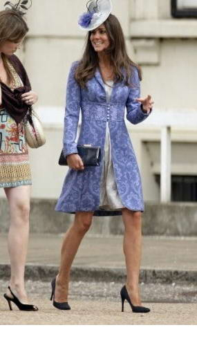 Dress code for the royal wedding pix magazine for Morning wedding dress code