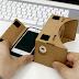 """مسابقة ربح نظارات الواقع الافتراضي """" Google Cardboard """""""