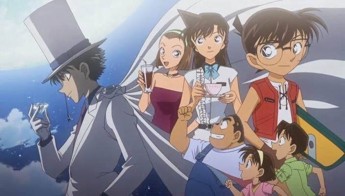 Download Detective Conan OVA 10 Subtitle Indonesia