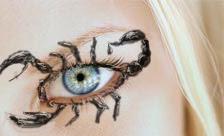 Melhores Tatuagens De Escorpião