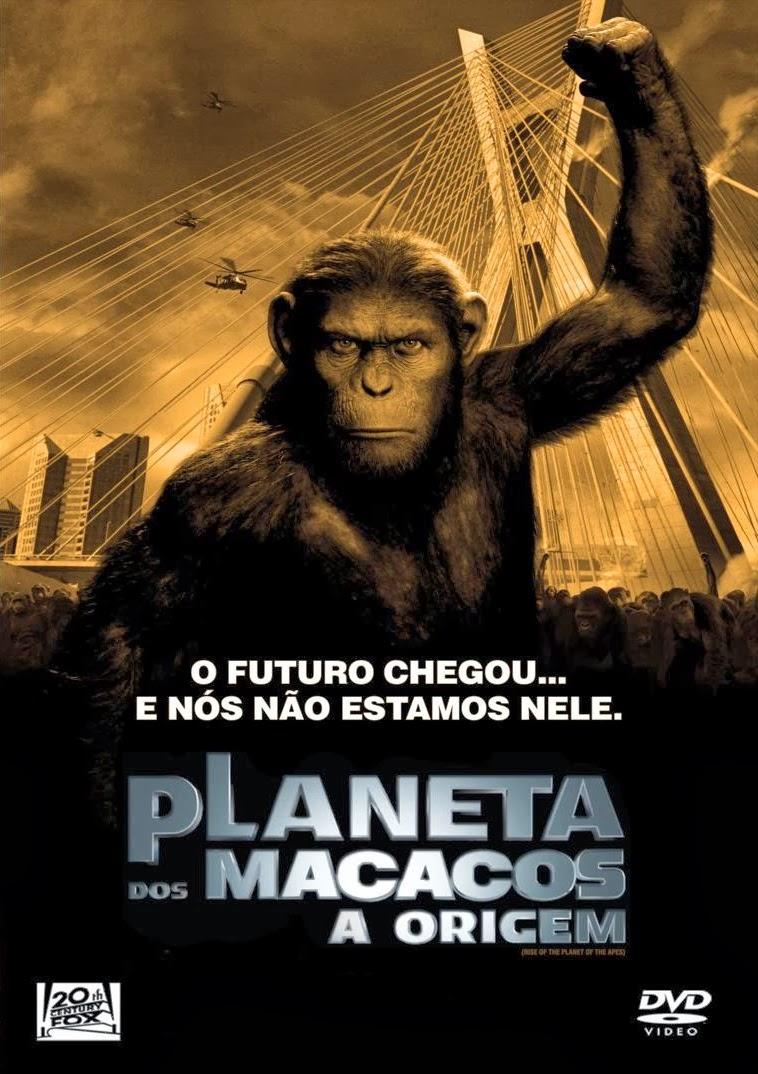 Planeta dos Macacos: A Origem – Dublado (2011)