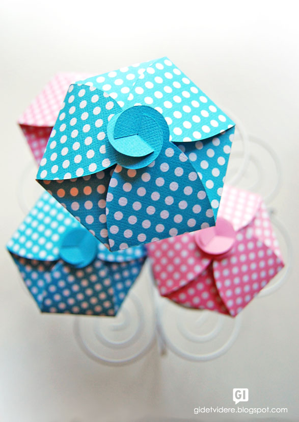 Hermosa caja de regalo manualidades para regalos un - Cajas para manualidades ...