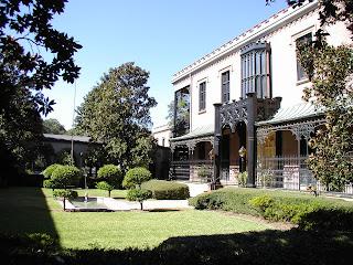 General Sherman's headquarters Savannah