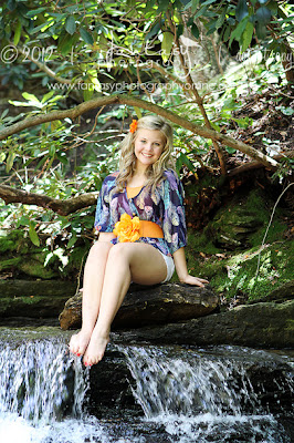 Winston Salem Senior Portrait Photographer - Fantasy Photography, LLC