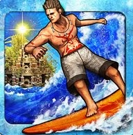 Ancient Surfer