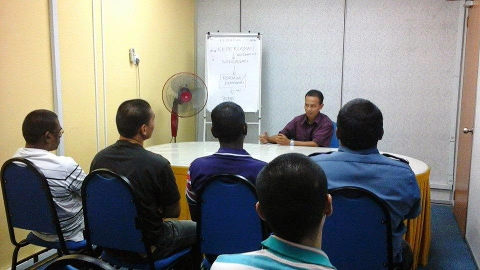 Ceramah Intervensi ODP, Parol WPKL, Jabatan Penjara Malaysia.