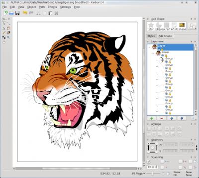 Program Desain Grafis on Desain Grafis  Karbon Software Desain