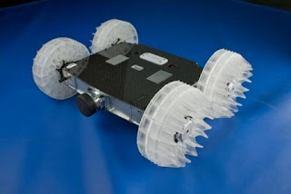 Teknologi Terbaru Robot Pengintai Modern