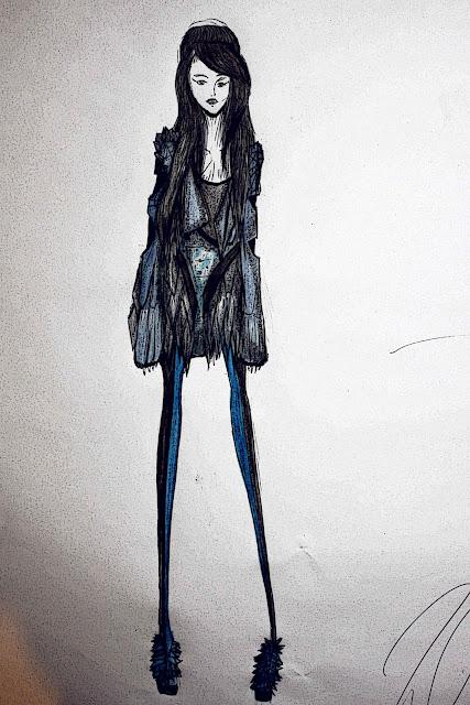 Dúvidas Faculdade de moda+Desenhos