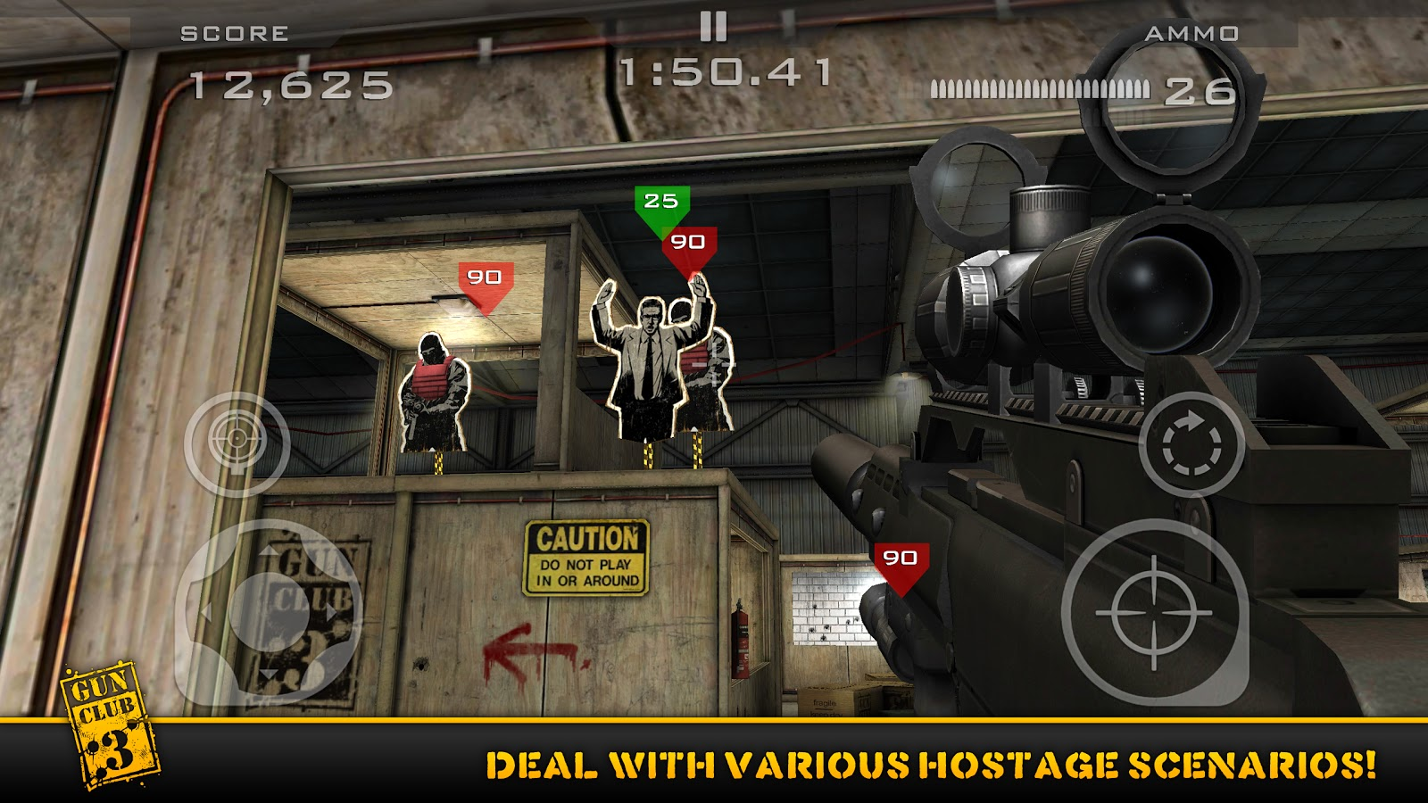 Screenshot Gun Club 3: Virtual Weapon Sim