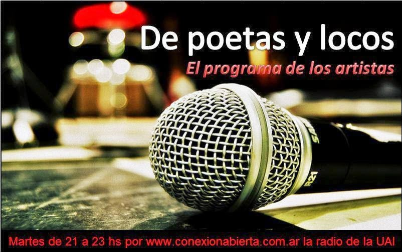 De poetas y locos Radio