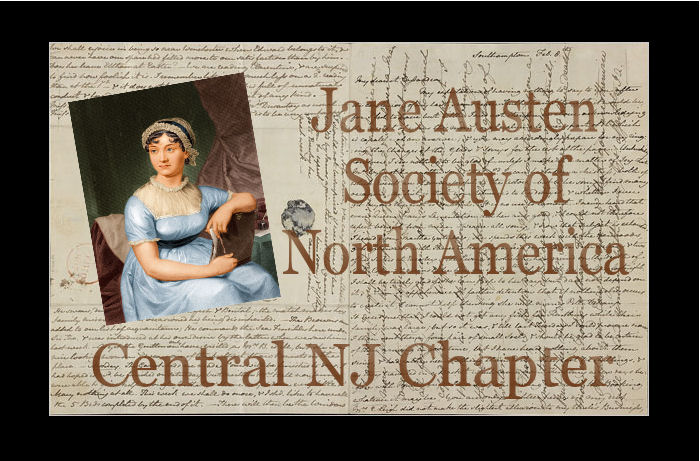 Jane Austen Society of North America-- Central New Jersey Chapter