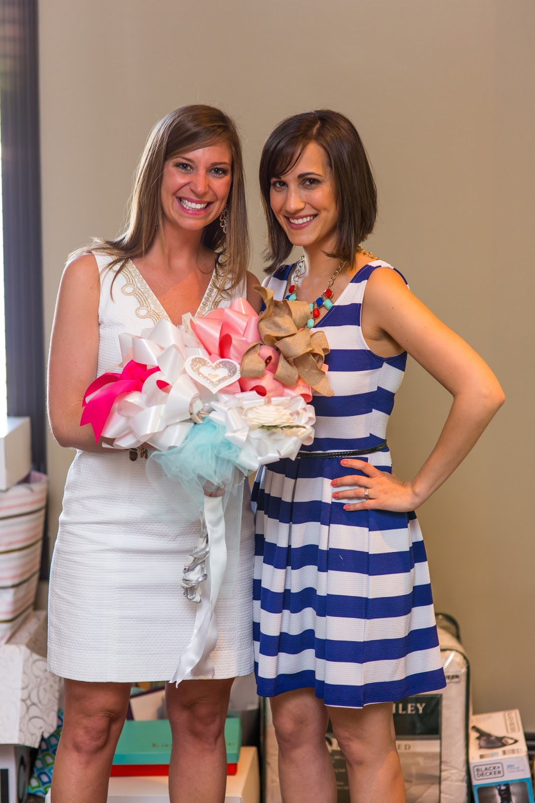 Appropriate Looks For Attending A Baby Shower Or Wedding Shower