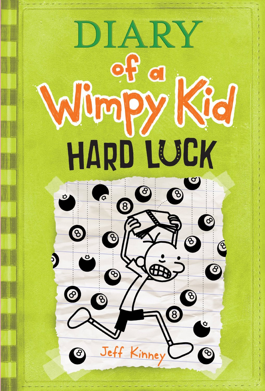 The Cover And Le Has Been Revealed  Diary Of A Wimpy Kid  Hard Luck