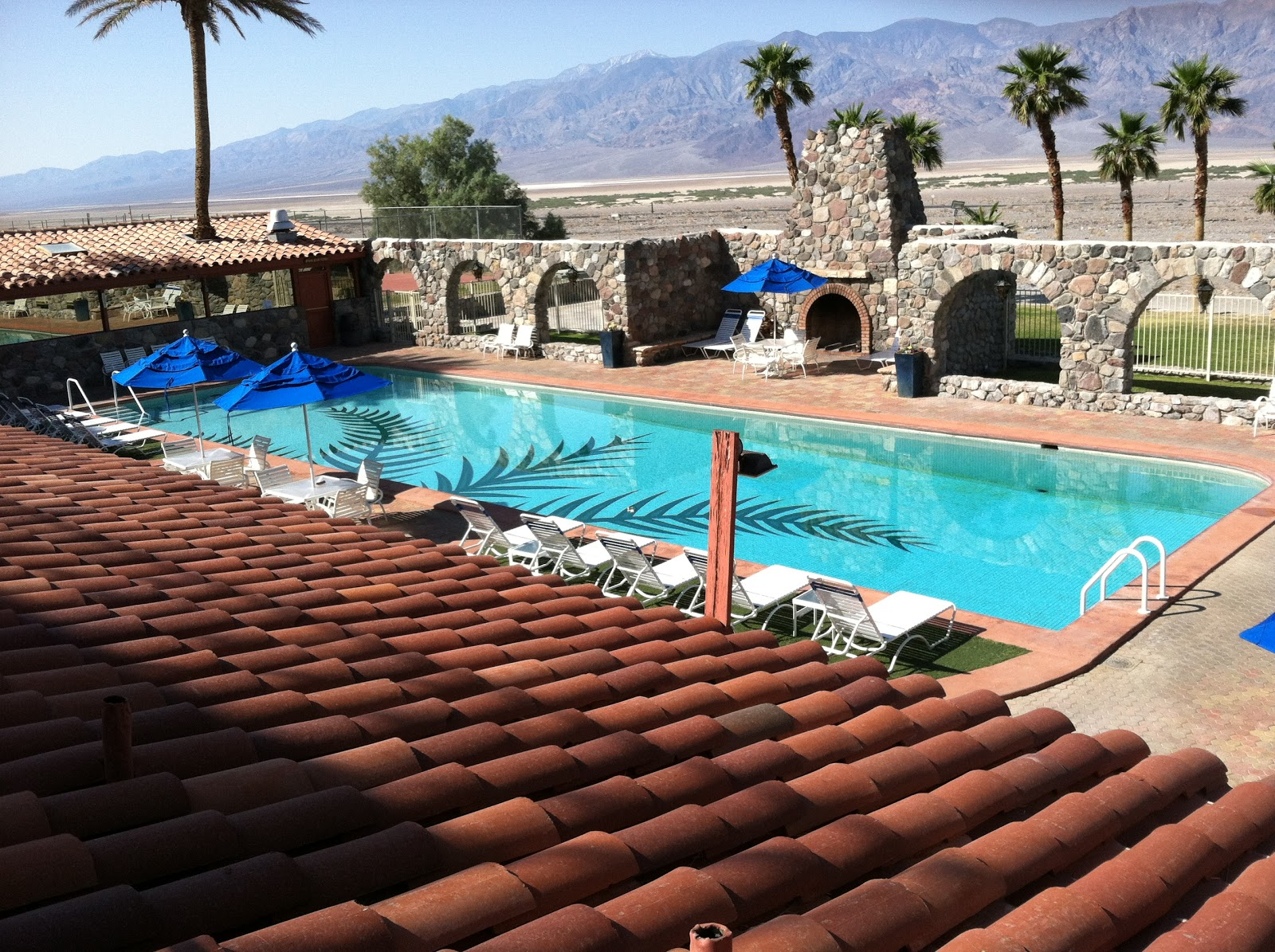 Life In Death Valley The Ranch At Furnace Creek And Other