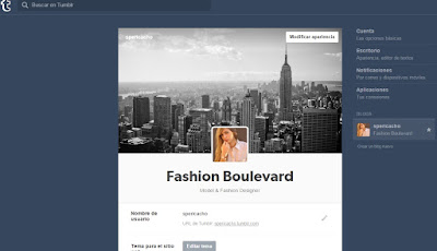 tumblr Fashion Boulevard