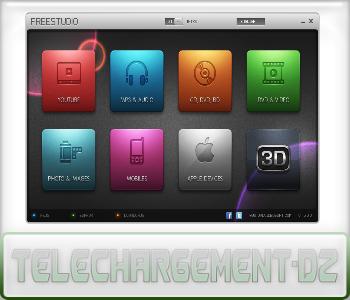 Free Studio : Présentation téléchargement-dz.com
