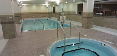Embassy Suites St. Louis Pool