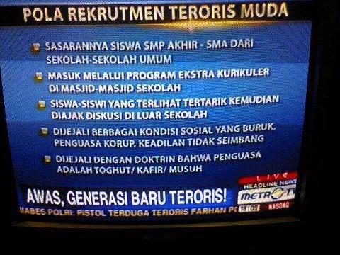 info grafis metro tv