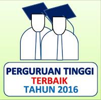 Peringkat Universitas Terbaik Di Indonesia Tahun 2016