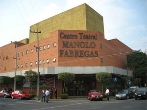 Centro Cultural Manolo Fábregas