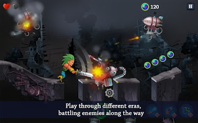 download game Shiva: The Time Bender 1.6 APK Android gratis google play