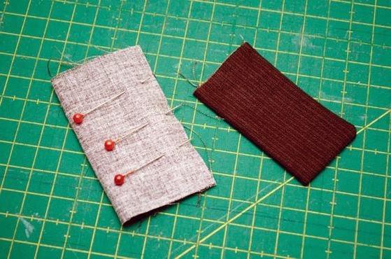 Как сшить большую сумку из ткани