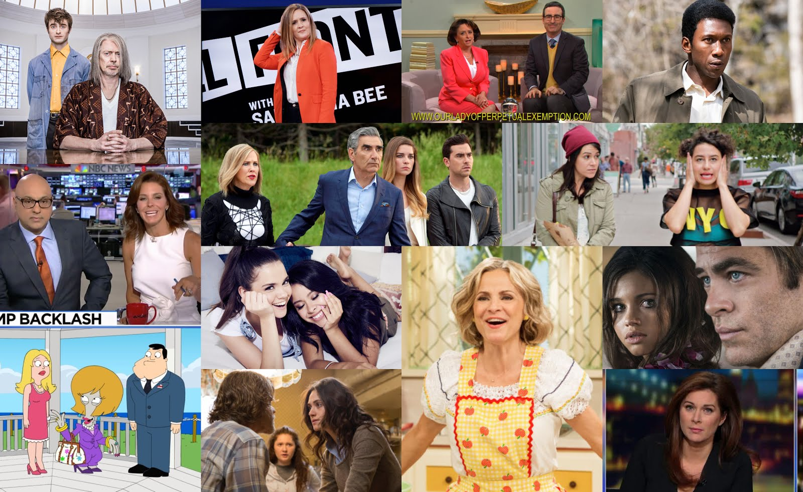 The TV Ratings Guide Cable Ratings Database - Winter & Spring 2019