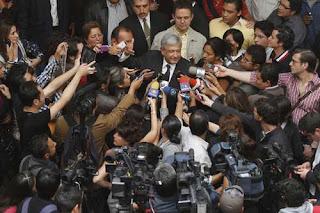Los candidatos en la Anáhuac