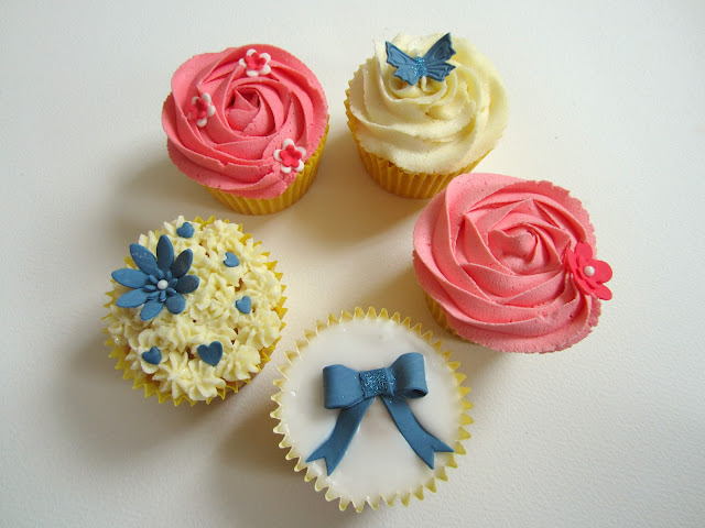cupcake decorating florist paste buttercream fondant