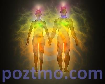 aura tubuh manusia