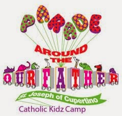 July 28 - August 1, 2014: Parade Around the Our Father at Sacred Heart Church