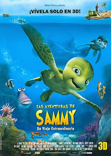 Las aventuras de Sammy (2010) Online