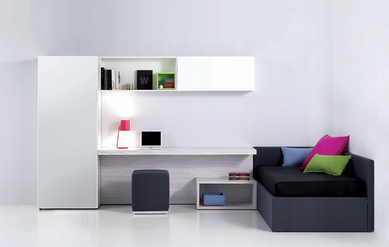 Modern home interior furniture designs diy ideas for Contemporary teenage bedroom ideas