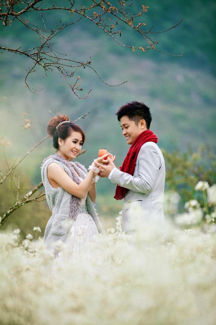 Tuần trăng mật gần Hà Nội - Photo