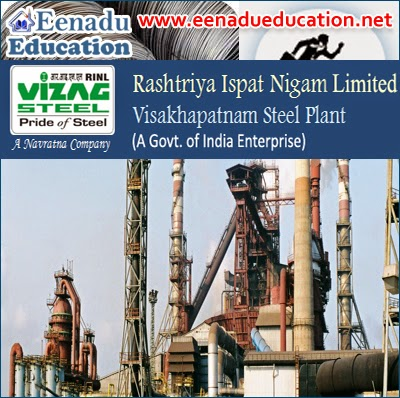 Vizag Steel Various Jobs