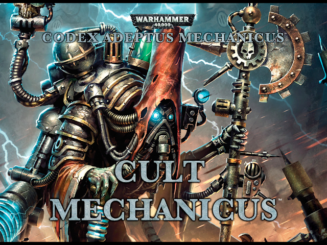 The Timeline of the Cult Mechanicus