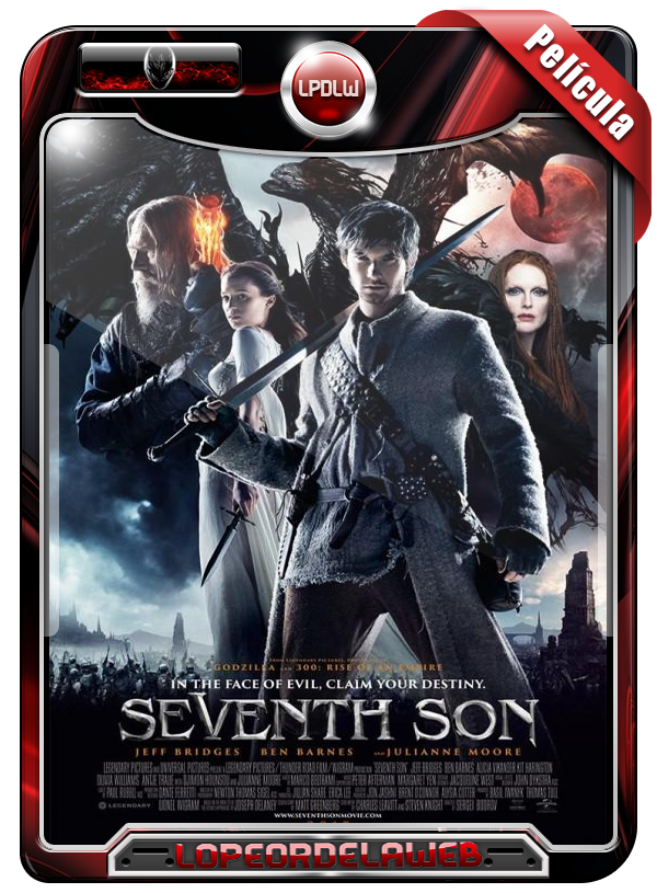 Seventh Son | El Séptimo Hijo (2014) 720p Mega Uptobox Dual