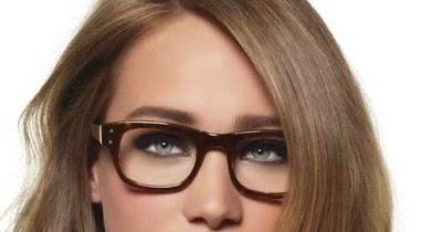 Model kacamata untuk wajah oval untuk wanita | Terbaru ...