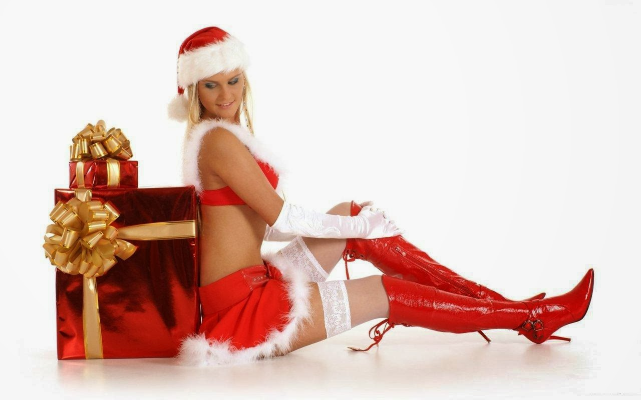 Image House Latest Hd Wallpapers Hot Christmas Girls