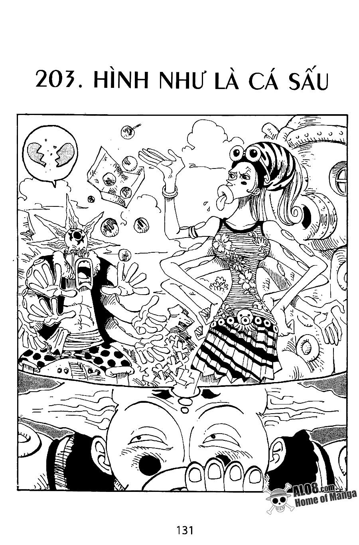 Đảo Hải Tặc chap 203 - Trang 1